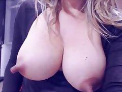 Amateur, Big Boobs, Cumshot, Nipples