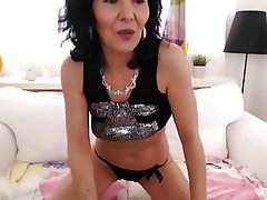 Lingerie, Mature, Webcam
