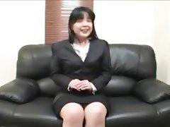 Creampie, Big Boobs, Japanese, MILF