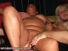 Gangbang, Group Sex, Mature, Swinger