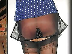 British, Lingerie, Softcore, Stockings, Vintage