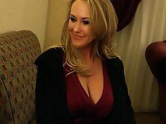 Big Tits, Blonde, Whore, Fucking
