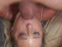 Blonde, Blowjob, Mature, Pornstar