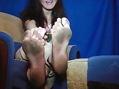 Amateur, Foot Fetish, Mature