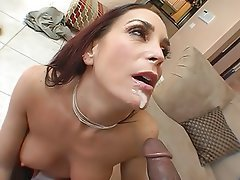 Babe, Blowjob, Interracial, Mature