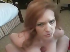 Facial, Handjob, Mature, POV