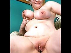 Amateur, BBW, Close Up, Granny, Mature