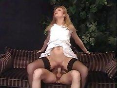Ass Licking, Facial, German, MILF