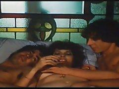 Vintage, Group Sex, Double Penetration, Creampie