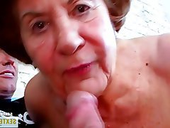 Old and Young, Anal, German, Hardcore